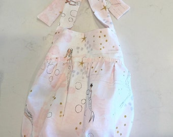 Newborn Bubble Romper