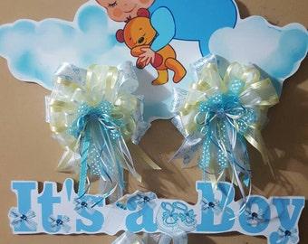 Baby Shower Door Hanger Decoration