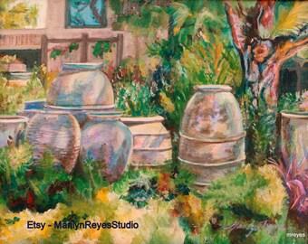 Garden Pots - 11 x 14
