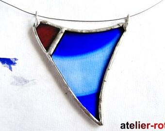 Glass Pendants Tiffany jewelry