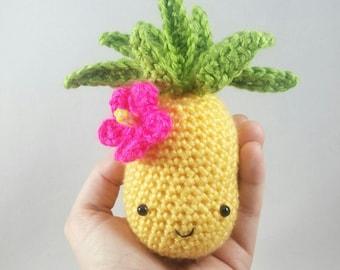 Amigurumi Hawai Doll : Amigurumi hawaii Etsy