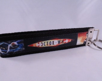 Dr. Who Inspired Key Fob