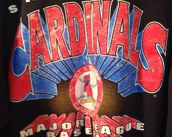 Cardinals St. Louis baseball sweatshirt 1993 XL