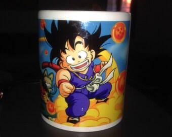 Cup Dragon Ball and Dragon balls