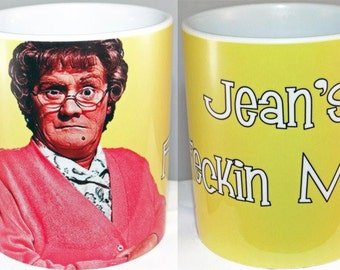 Mrs Browns Boys Coffee Mug