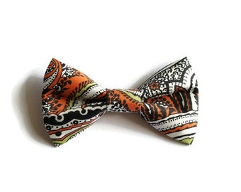 Dog bow-tie Safari