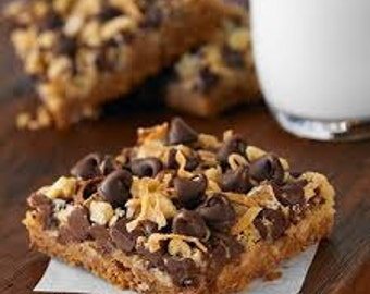 7 Layer Cookie Bars