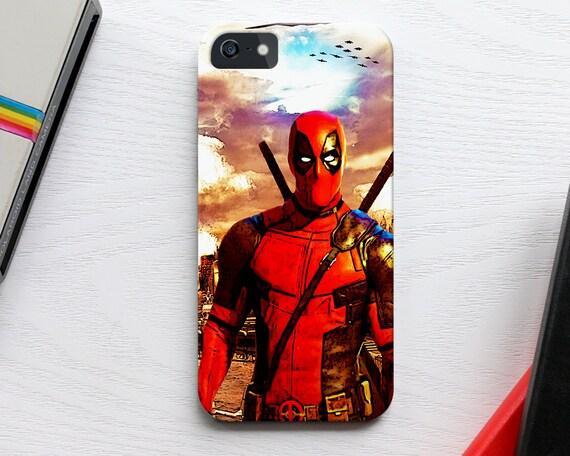 Deadpool iPhone 6 6s case, iPhone 6 6s Plus case, iPhone 6 case,  Samsung s5 case, Samsung s6 case, iPhone 5 5s case