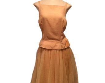 Pauline Trigére Dress