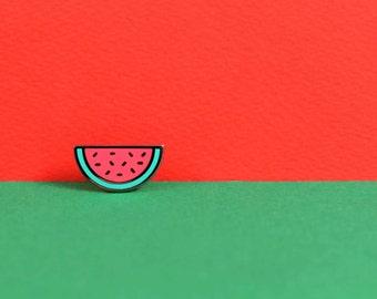 Watermelon Pin