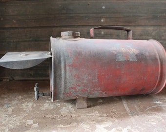 Hudson spray barrel