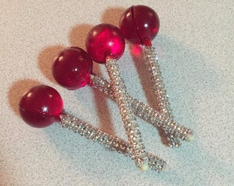 Couture lollipops