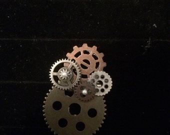 Gear pin 13