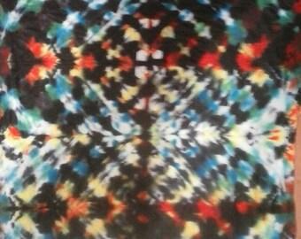 3 XL Tie Dye shirt