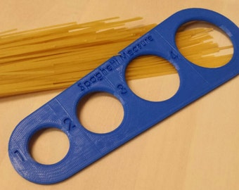Spaghetti Serving Measure Tool