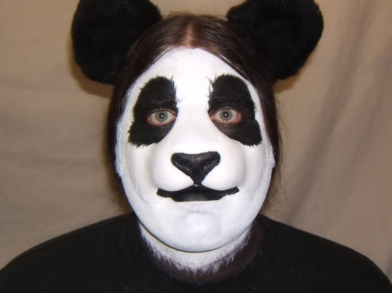 Panda Nose Foam Latex Prosthetic Appliance