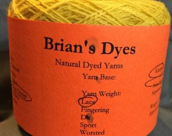 Osage Orange Yarn