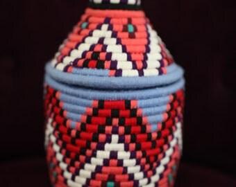 Box Woven wool