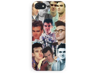 MORRISSEY The Smiths collage iPhone case phone