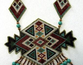 Desert Diamonds Necklace