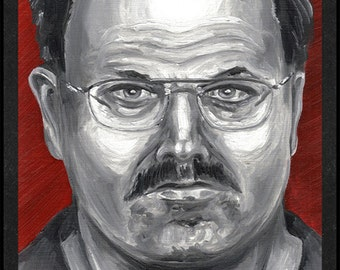 Dennis Rader is Card Number 41 from the Original Serial Killer Trading Cards