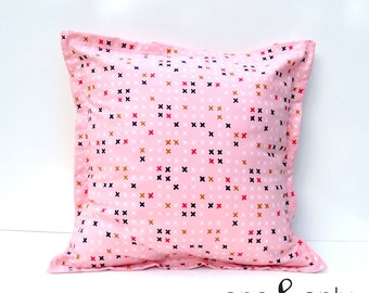 Envelope Cushion Cover - Pink