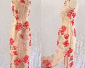 Handmade chinese dress