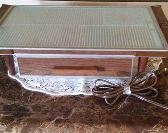 Salton Hot Tray....Mid-Century-Modern--Excellent Condition Vintage Item