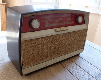 Vintage radio bluetooth speaker - Bush 80C converted