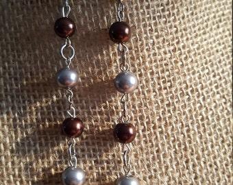 Steampunk Color Earrings