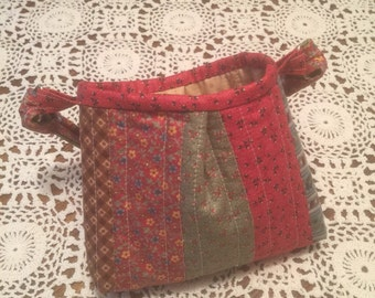 Childs Quilted Purse