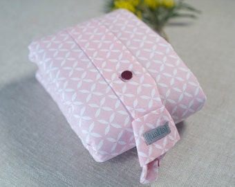 Changer baby-changing pad-pink astre