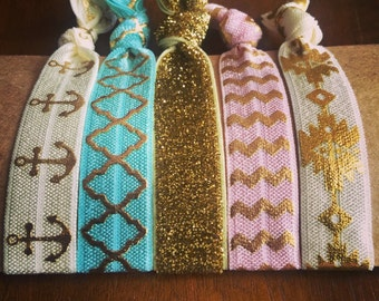Creaseless Hair Tie Bracelets: Joanna