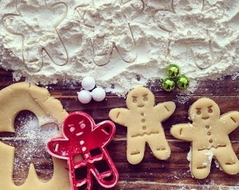 Gingerbread Cookie Cutter - 12