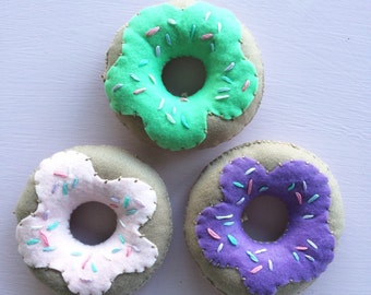 Soft play donuts