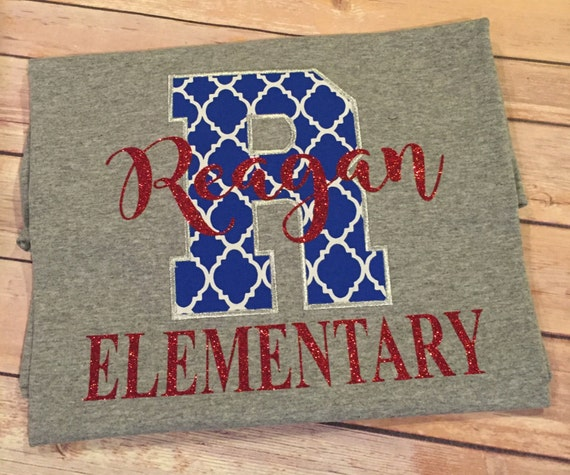 School spirit shirt reagan elementary shirt school spirit for School spirit shirts designs