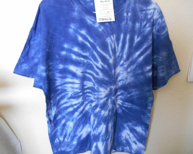 100% cotton Tie Dye T-shirt MMXL16 size XL