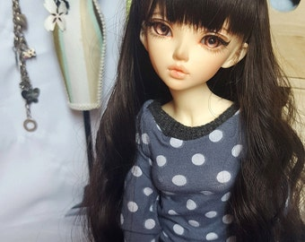BJD MSD Sweatshirt, Minifee or Unoa, slim MSD cute shirt