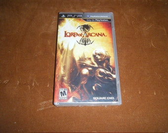 Lord of Arcana - PSP Game - New and Sealed