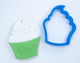 Cupcake Cookie Cutter | Birthday Cookie Cutter | Cake Cookie Cutter | Mini Cookie Cutter | Cake Cookie Cutter | Unique Cookie Cutters