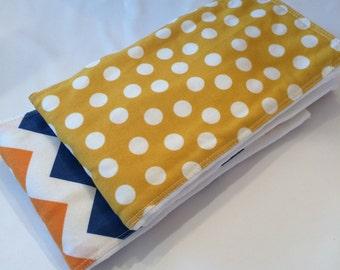 Burp Cloth - Set of 2