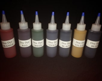 Disc Golf Dye