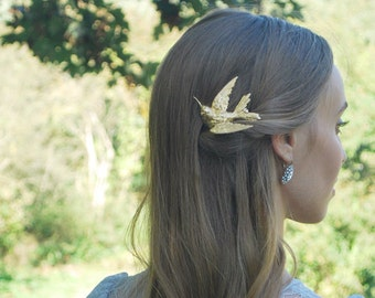 Bridal Golden Hummingbird Comb