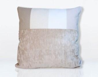 cushion 50 x 50 cm white Marcel