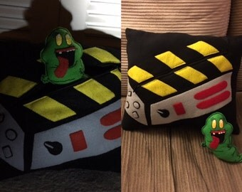 Ghostbusters Ghost Trap Pillow