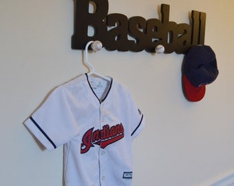 Sports Themed Garment Rack