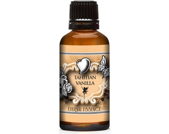 Tahitian Vanilla Premium Grade Fragrance Oil - 30ml