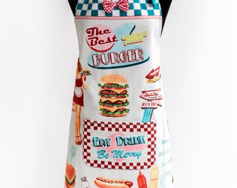 Apron FastFood By Kitchen-Chic