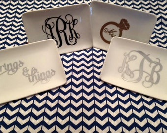 Customized Ring Dishes