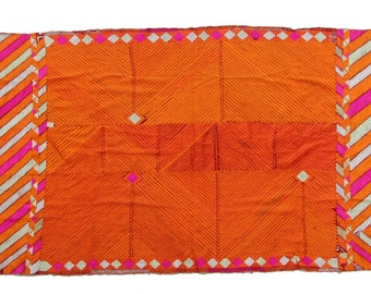 A Phulkari from India